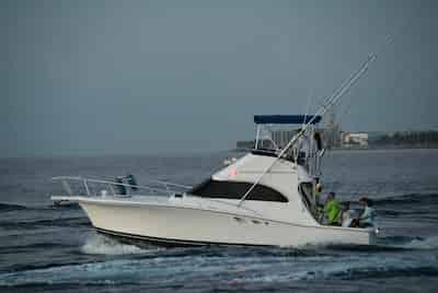Small Fishing Vessel West Palm Beach