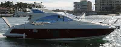 Luxury Boat Newport Beach