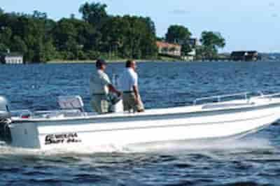 Fishing Boat Key Largo