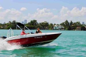 Sailboat Key Biscayne
