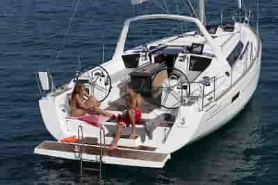 Sailing Boat Newport Beach