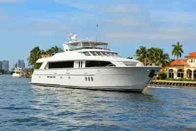 Big Yacht Jupiter