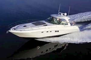 Motorboat ride for date West Palm Beach