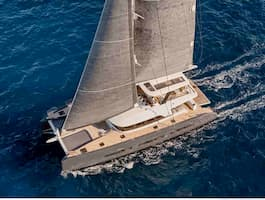 Catamaran Boat Monaco