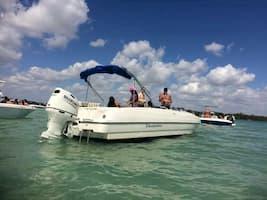 Boating in Miami