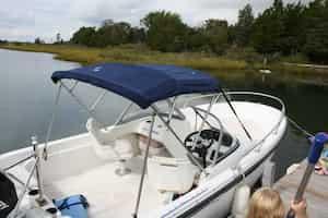 Custom boat Massachusetts