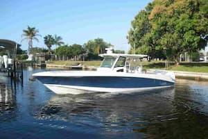 Small Boat Miami Beach