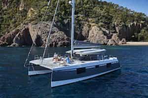 Catamaran British Virgin Islands