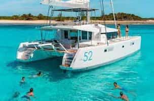 Catamaran Boat Bahamas