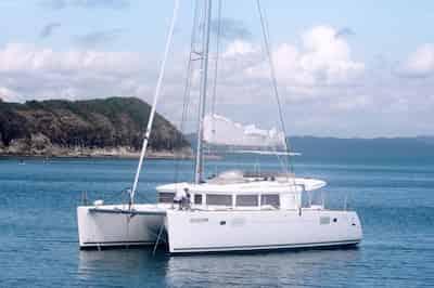 Catamaran Newport Beach