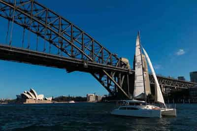Catamaran Sydney