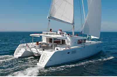 Catamaran Vessel Key Largo