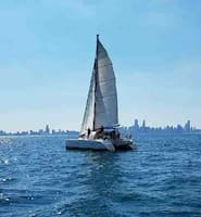 Catamaran Chicago 1