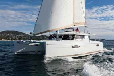 Catamaran for 4th of July Fort Lauderdale