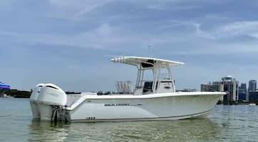 Center Console Fishing Vessel Florida