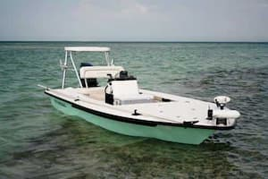 Boat for Fishing Miami Beach