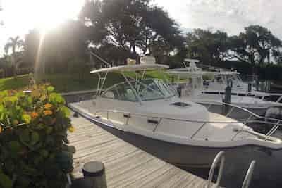 Center Console Boat Jupiter