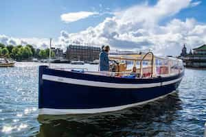 Cruise Boat Amsterdam
