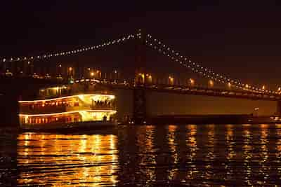 Cruise Boat San Francisco