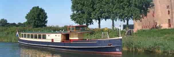Custom Boat Amsterdam