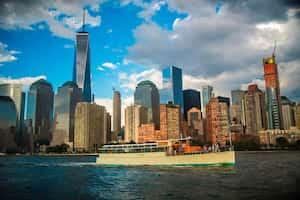 Custom Vessel New York
