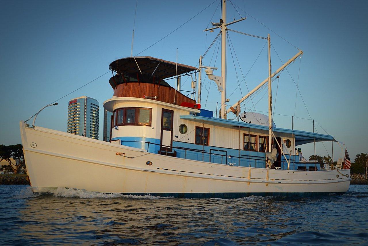 Custom Boat San Diego