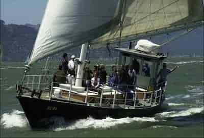 Custom Boat San Francisco