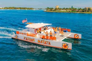 Custom Boat for Parties in Florida