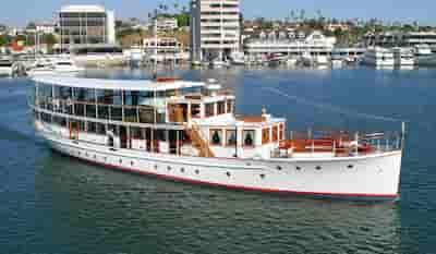 Custom Party Boat Long Beach