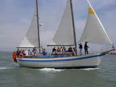Custom Vessel San Francisco