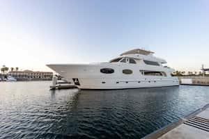 Custom Boat Newport Beach