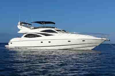 Custom Yacht California