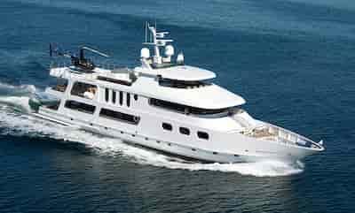 Custom Mega Yacht Marina del Rey