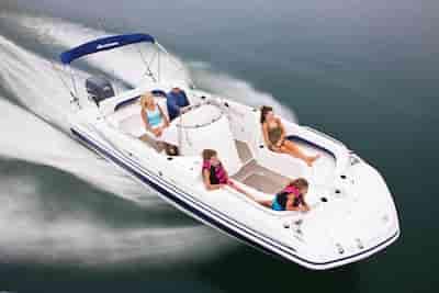 Deck Boat Tarpon Springs