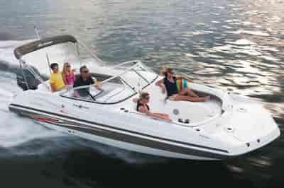 Deckboat Tarpon Springs