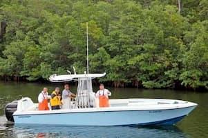 Deep Sea Fishing Boat Miami Beach