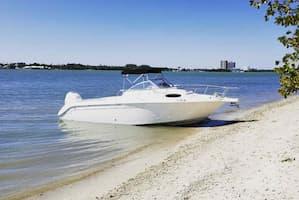 Vessel for fishing Florida