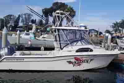 Fishing Boat San Diego