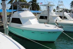 Fishing Yacht Florida