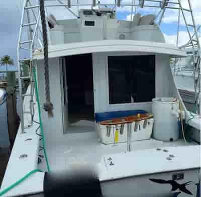 Fishing Yacht Key Largo