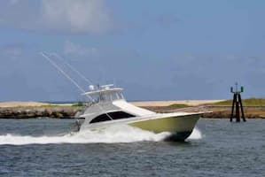 Motorboat for fishing West Palm Beach