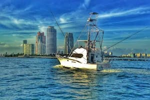 Sea Ray Fishing Boat Florida