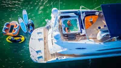 Mega Boat for July 4th Florida