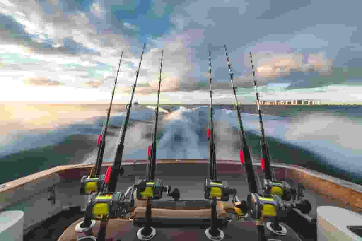 Key Largo Fishing Boats