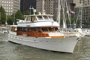Large Boat New York