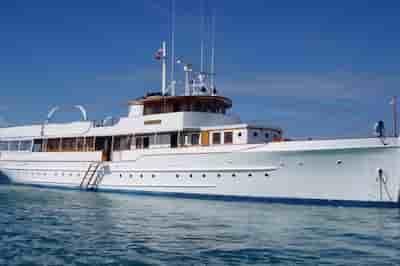 Large Motor Yacht Florida