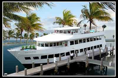 Large Boat for parties in Fort Lauderdale