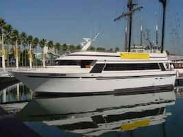 Large Party Boat Long Beach