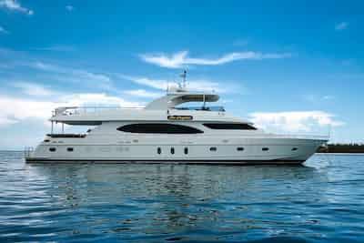 Large Yacht Jupiter