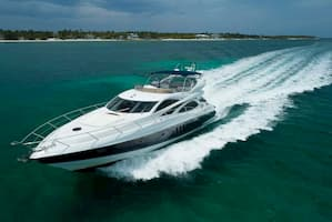 Large Yacht Miami Beach